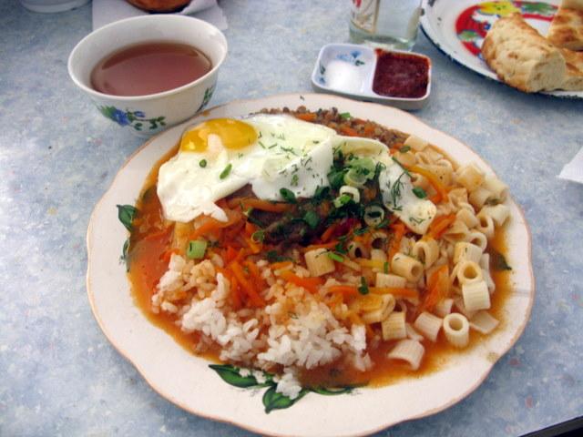 キルギス料理 - Kyrgyz cuisine